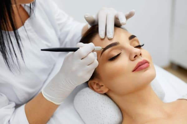 Eyebrows Microblading Treatment London Manchester