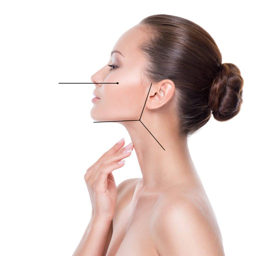 Jawline and Cheek Fillers Treatment